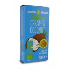 Crema de Cocos Ecologica/BIO 2x100g, Maya Gold - Dulciuri