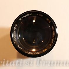 OBIECTIV SOLIGOR 80-200 F:4.5 - Obiectiv DSLR