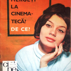 REVISTA CINEMA  1965   NR. 5