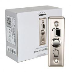 Aproape nou: Buton de acces incastrabil SilverCloud PB303