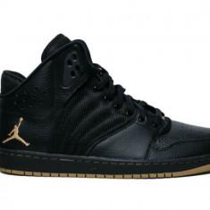 Adidasi Originali Nike air Jordan 1 flight 4 premium, Autentici, Noi in Cutie! - Adidasi barbati Nike, Marime: 44.5, Culoare: Din imagine, Piele naturala