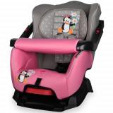 Scaun Auto Bumper 9-18 kg 2016 Grey Pink Penguin - Scaun auto copii, 1 (9-18 kg)