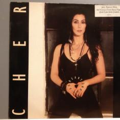 CHER - HEART OF STONE (1989/GEFFEN REC/RFG) - Vinil/Vinyl/IMPECABIL(NM)