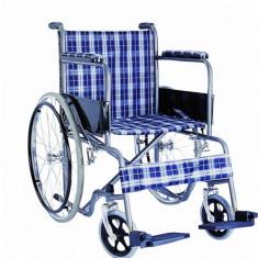 Economy Scaun cu rotile din otel - Articole ortopedice, Altele
