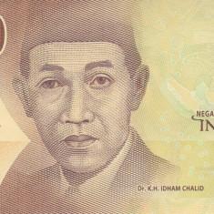Bancnota Indonezia 5.000 Rupii 2016 - PNew UNC - bancnota asia