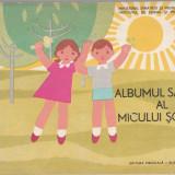 Barutu T. Arghezi - Albumul sanitar al micului scolar - Carte educativa