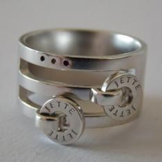 Inel argint Jette -1736