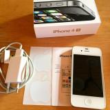 Vând iPhone 4s Apple, 8Gb, Alb, Vodafone