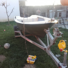 Barca - Barca fara motor