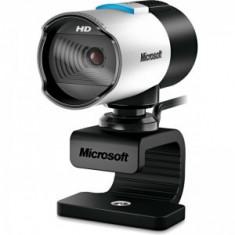 Microsoft Camera Web Lifecam Studio PL2 - Webcam Microsoft, Peste 2.4 Mpx, CMOS, Microfon