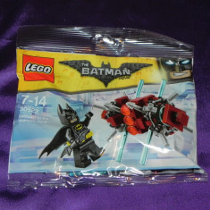 Lego 30522 The Batman Movie Batman in the Phantom Zone. Nou - LEGO Super Heroes