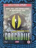 CROCODILE (1 DVD FILM HORROR / GROAZA - STARE FOARTE BUNA!!!)