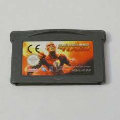 Joc Nintendo Gameboy Advance - Justice League Heroes The Flash - Jocuri Game Boy, Actiune, Toate varstele, Single player