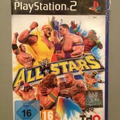 Wwe ALL STARS - Joc pentru PlayStation 2 (PS2) - Original/ Nou /Sigilat - Jocuri PS2 Thq, Sporturi, 16+