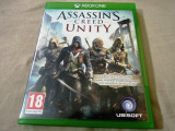 Assassin's Creed Unity, XBOX one, original, alte sute de jocuri!, Actiune, Single player, 18+