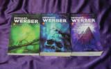 Bernard Werber - trilogia Furnicile Ziua furnicilor Revolutia furnicilor (f5045, Nemira