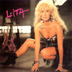 Lita Ford Lita (cd) - Muzica Rock