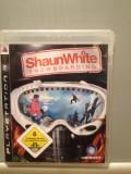 SHAUN WHITE SNOWBOARDING - Joc  PlayStation 3 (PS3) - Original/ Nou /Sigilat, Simulatoare, Toate varstele, Ubisoft