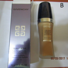 FOND TEN GIVENCHY -80 ML ---SUPER PRET, SUPER CALITATE!B - Fond de ten