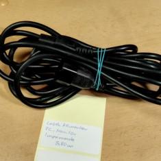 Cablu prelungitor Alimentare PC, Imprimanta, Monitor 3, 80 m - Cablu PC