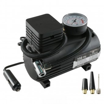 Compresor de aer pentru auto Sal 90304, max 18 Bar foto mare