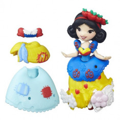 Figurina Disney Little Kingdom Printesa Alba ca Zapada - Figurina Povesti Hasbro