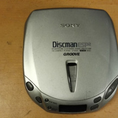 Discman Sony ESP2 D-E401 - CD player