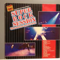 24 HITS SUPER ROCK SESSION - 2LP(1984/CBS /HOLLAND) - Vinil/Vinyl/IMPECABIL(NM) - Muzica Rock Columbia