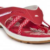 Sandale femei Trespass Crux Rosu 38 - Slapi dama