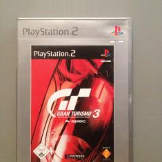 GRAN TURISMO 3 A-Spec - Joc pentru PlayStation 2 (PS2) - Original/ Aproape Nou - Jocuri PS2 Sony, Simulatoare, Toate varstele
