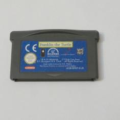 Joc Nintendo Gameboy Advance - Franklin the Turtle, Actiune, Toate varstele, Single player