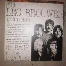 Vinil leo brouwer - Muzica Clasica Altele