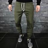 Pantaloni barbati 015 Olive