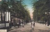 LACUL SARAT , LACU-SARAT ALEIA PRINCIPALA  , CIRCULATA 1916 BRAILA