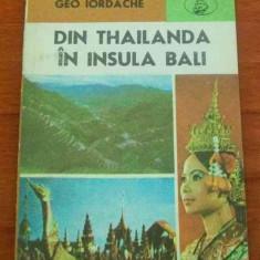 LICHIDARE-Din Thailanda in insula Bali - Autor : Geo Iordache - 66565