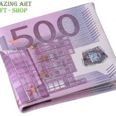 Portmoneu 500 euro - Jucarie de colectie