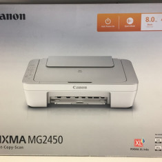 Imprimanta Canon PIXMA Multifunctionala, DPI: 1200, USB