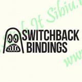 Swichback Bindings_Stickere Sport_Cod: CSP-193_Dim: 15 cm. x 5.1 cm.