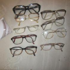 Ochelari de vedere lot 9 buc diferiti pretul este pt toate perechile
