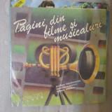vinil pagini din filme si musicaluri
