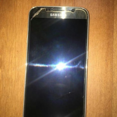 Vand Samsung Galaxy S6 - Telefon mobil Samsung Galaxy S6, Auriu, 32GB, Orange