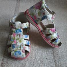 Sandale fetite din piele Aliee marimea 22 foarte frumoase - Reducere - Sandale copii Made in Italia, Culoare: Multicolor, Fete, Piele naturala