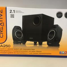 Boxe Creative A250 2.1 - Boxe PC Creative, 41-80W