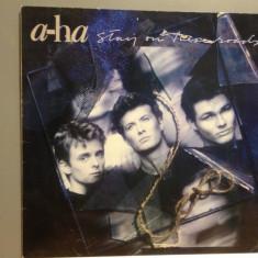 A-HA - STAY ON THIS ROAD (1988/WARNER REC /RFG) - Vinil/Vinyl/IMPECABIL(NM) - Muzica Pop