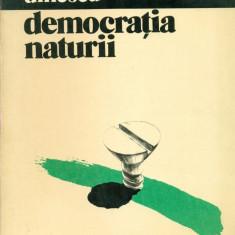 Democratia Naturii - Mircea Dinescu - Carte poezie