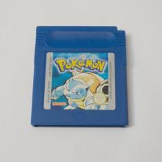 Joc Nintendo Gameboy Classic - Pokemon Blue - Jocuri Game Boy Altele, Actiune, Toate varstele, Single player