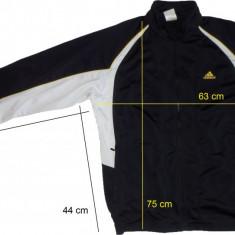 Bluza trening ADIDAS originala (2XL/ 198 cm) cod-173781 - Trening barbati Adidas, Marime: XXL, Culoare: Negru