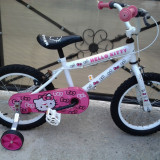 Hello Kitty, bicicleta copii - 16