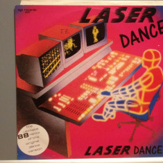 LASER DANCE - ULTIMATE REMIX (1988/ZYX /RFG) - Vinil/Vinyl/IMPECABIL(NM) - Muzica Dance universal records
