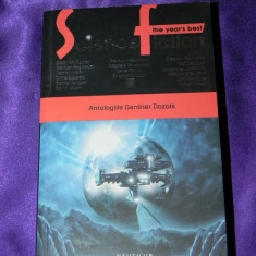 Antologiile Gardner Dozois The years best scienc e fiction vol 8 (f5023 - Carte SF, Nemira